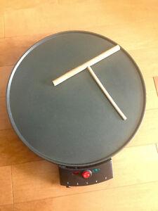 Cucinapro electric crepe maker