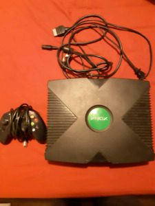 Selling Modded Original Xbox