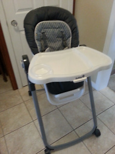 Safety First High Chair almost new