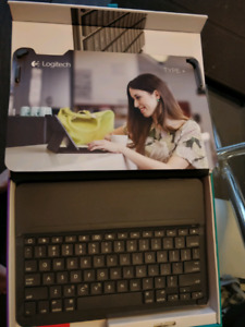iPad air 2 protective case with integrated keyboard