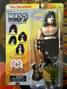 KISS Official Paul Stanley Mego Figure NEW