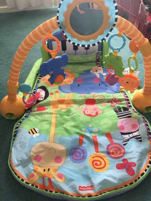 Fisher Price Musical Play Mat In East Croydon London