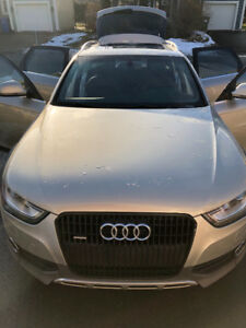Audi A4 Allroad 2013  6 speeds manual transmission