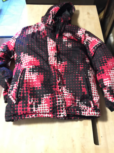 Girl's Nunavut winter jacket size 16 (XL) or ladies S, $22 obo