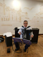 Accordion music for your special occasion