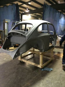 1968 beetle project .