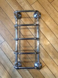 Small Chrome Towel Rack