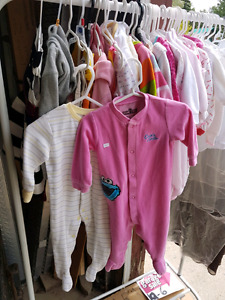Baby clothes 0 to 9 months