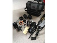 Nikon d90 lenses speed lights and more