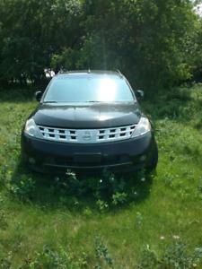 Nissan , parts car