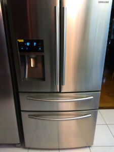 Samsung RF28HMEDBSR French Door Fridge