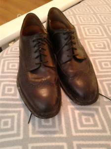 Leather Rockport shoes -size 12