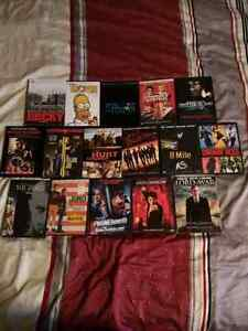 Selling DVDs $3 each All in perfect condition