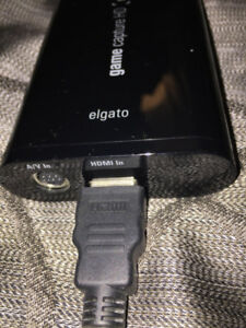 Elgato game capture HD  60 $