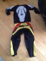 Motorcross jersey and pants