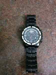 Black Ecko Watch