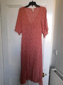 Dress summee red