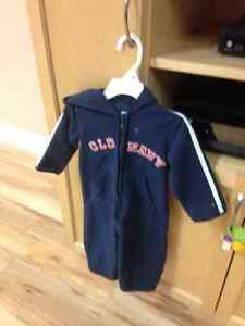 Old navy 6-12 month fall coat/ suit