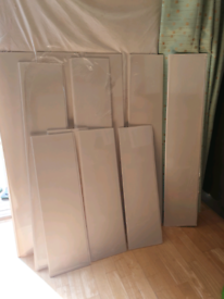 11 PCs All Bathroom cladding for sale one price
