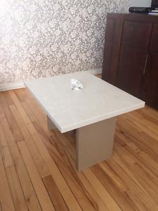 table granit quartz
