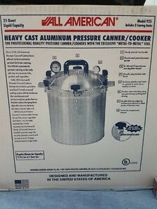 BRAND NEW IN BOX Professional Pressure Cooker / Canner
