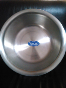 Industrial Vollrath stainless steel bowls