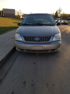 2004 Ford freestar limited for sale