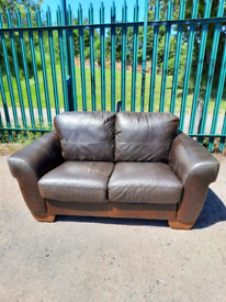 2 seater sofa (delivery available