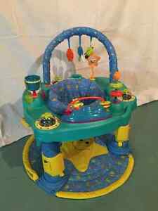 Evenflo Exersaucer Ultra 2-in-1 (Tropical)