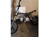 Pit bike ( project )