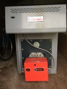Lincoln Oil Furnace/Riello Burner