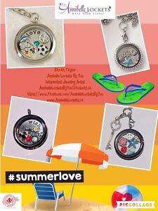 Create a personalized, keepsake locket to share your story!