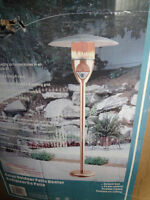 natural gas outdoor patio heater