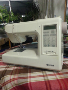 Kenmore 19233 Computerized Sewing Machine-Excellent Condition!