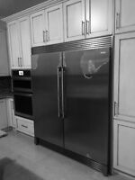 Appliances installation professionally n best rates