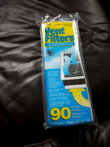 Vent Filters