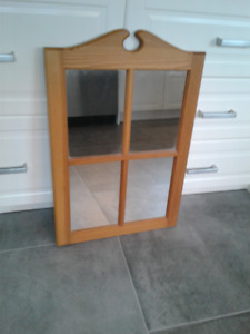 SOLID PINE MIRROR FOR SALE!!!!