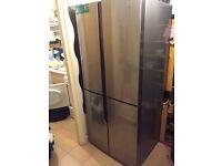 Hisense Fridge freezer brand new. NOT USED