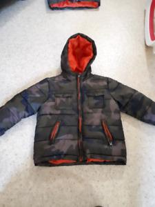 Boys jacket 4T