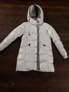 Manteau D'hiver Montclair Blanc Small Petit