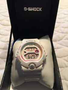Women's Casio Baby G Shock watch