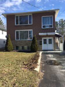 Beautiful 3 bedroom apartment east end Belleville!