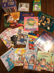 Children's Books - 27 books + 5 colouring books