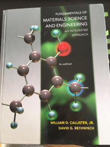 Fundamentals of Materials Science And Engineering 4th ed.