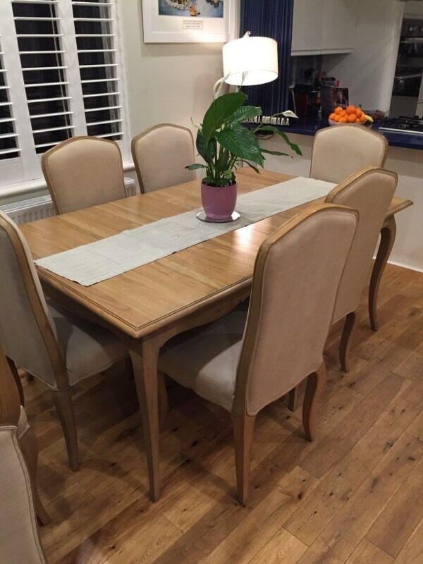 Laura Ashley Dining Room Furniture Avignon Table Chairs On Sich