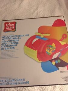 Toy ball pit new