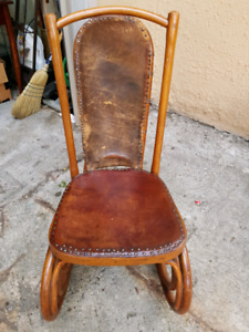 Antique furniture and Glass ware sale