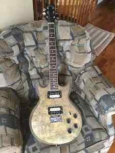 Ibanez AX120 Electric Guitar - Customized