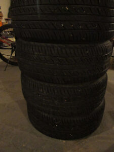 Honda Fit Sports Tires with Factory Crome Rims