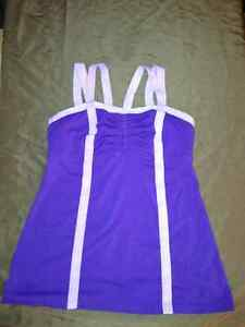 Lulu lemon purple tank